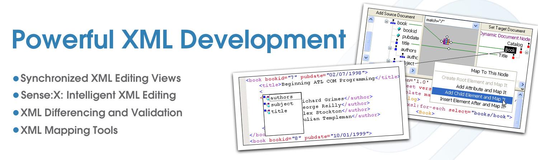 XML Editor, XML Tools, and XQuery - Stylus Studio