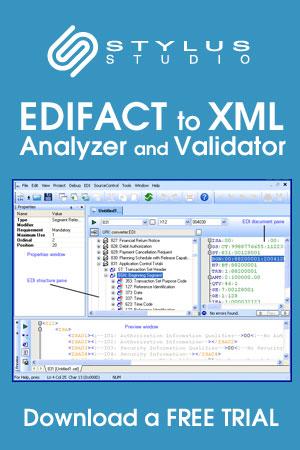 UN/EDIFACT D96A Message INVOIC - Invoice message