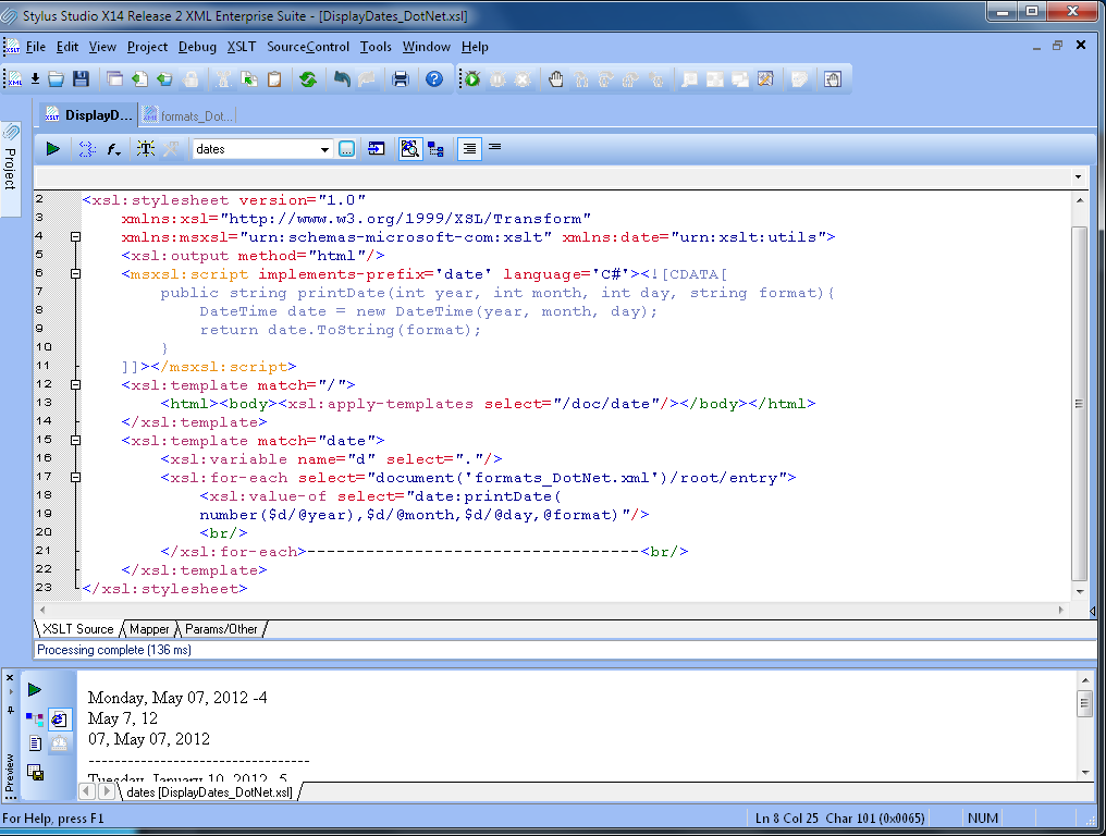 Extending xslt with java and c stylus studio blog if you need to debug such a transformation stylus studio comes to the rescue just switch the processor to xsltransform in the xslt editor scenario dialog maxwellsz