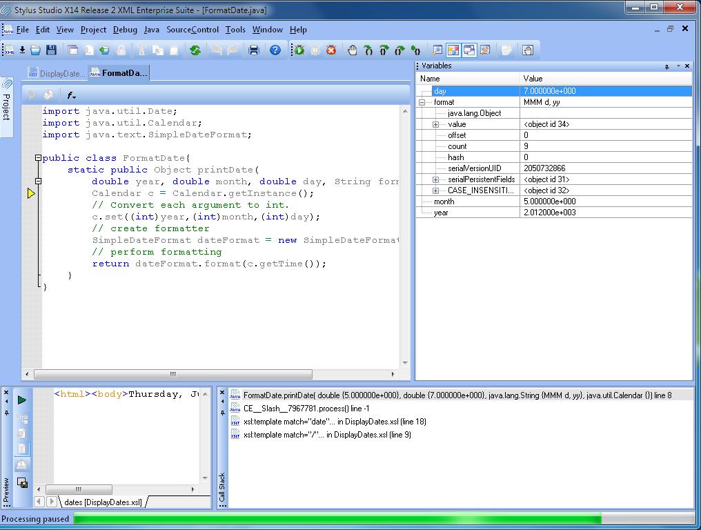 Extending XSLT with Java and C# - Stylus Studio Blog