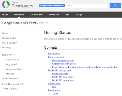 Keep Your Library Up To Date With Google Books Api