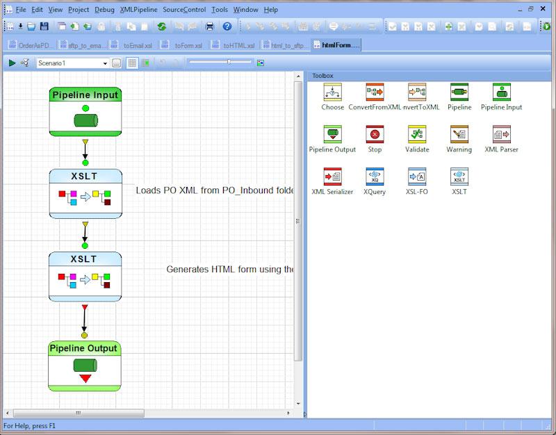 Modernizing an Old FAX Based Order System